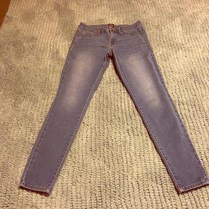 Woman's Mossimo Denim Legging size 4/27